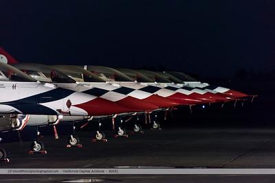 F20151002a062605_2267-Thunderbirds-aligned-F-16-morning