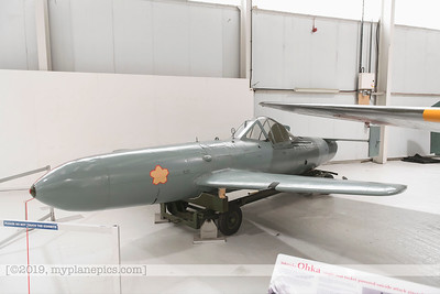 F20171011a152955_8966-avion japonais-WW2,WWII-Yokosuka Ohka,single seat rocket-powered suicide aircraft