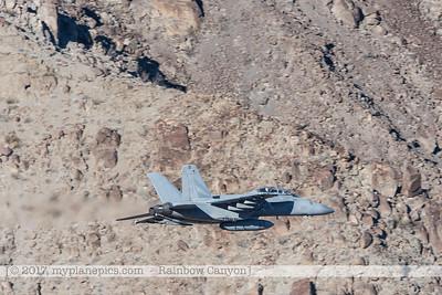 F20170131a144418_0266-Rainbow Canyon-F-18 Super Hornet-Navy-VFA-147-NAS Lemoore