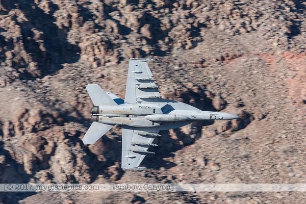 F20170131a144415_0262-Rainbow Canyon-F-18 Super Hornet-Navy-VFA-147-NAS Lemoore