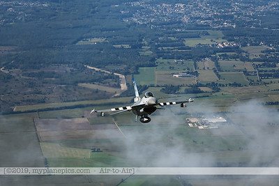 F20190914a125834_1555-F-16 D-Day Paint-Belgian Air Force-FA-124-GEOS-FA-57-MNOL-a2a
