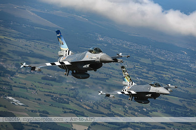 F20190914a125857_1591-F-16 D-Day Paint-Belgian Air Force-FA-124-GEOS-FA-57-MNOL-a2a
