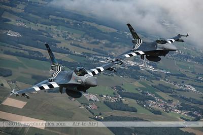F20190914a125918_1646-F-16 D-Day Paint-Belgian Air Force-FA-124-GEOS-FA-57-MNOL-a2a