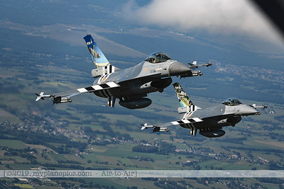 F20190914a125855_1585-F-16 D-Day Paint-Belgian Air Force-FA-124-GEOS-FA-57-MNOL-a2a