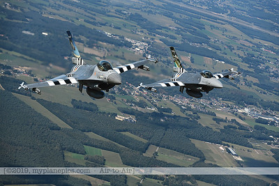 F20190914a125910_1625-F-16 D-Day Paint-Belgian Air Force-FA-124-GEOS-FA-57-MNOL-a2a