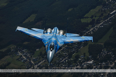 F20190914a161946_3956-Sukhoi Su-27 Flanker-Ukraine Air Force-39 Blue-a2a