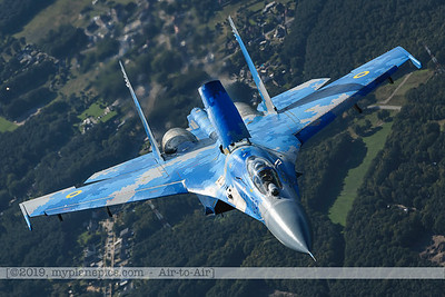 F20190914a161931_3923-Sukhoi Su-27 Flanker-Ukrainian Air Force-39 Blue-Sukhoi Su-27 Flanker-Ukraine Air Force-39 Blue-a2a