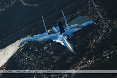 F20190914a161934_3928-Sukhoi Su-27 Flanker-Ukraine Air Force-39 Blue-a2a