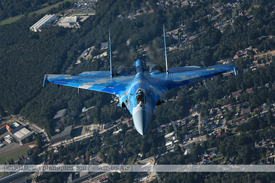 F20190914a161904_3885-Sukhoi Su-27 Flanker-Ukraine Air Force-39 Blue-a2a