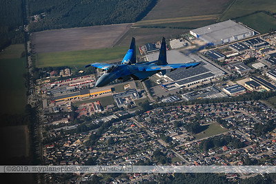 F20190914a161818_3812-Sukhoi Su-27 Flanker-Ukraine Air Force-39 Blue-a2a
