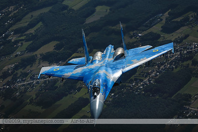 F20190914a161951_3965-Sukhoi Su-27 Flanker-Ukraine Air Force-39 Blue-a2a