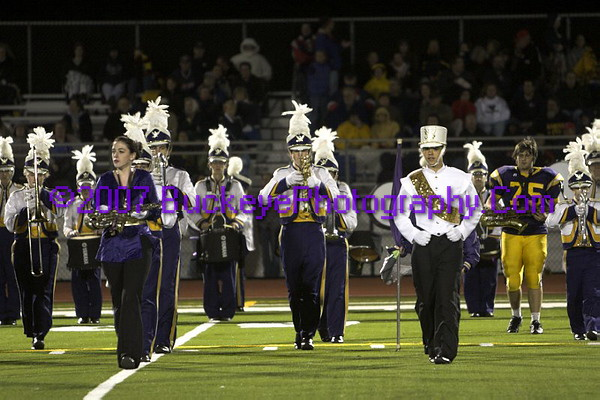20071019 - Avon Eagles Band Pictures