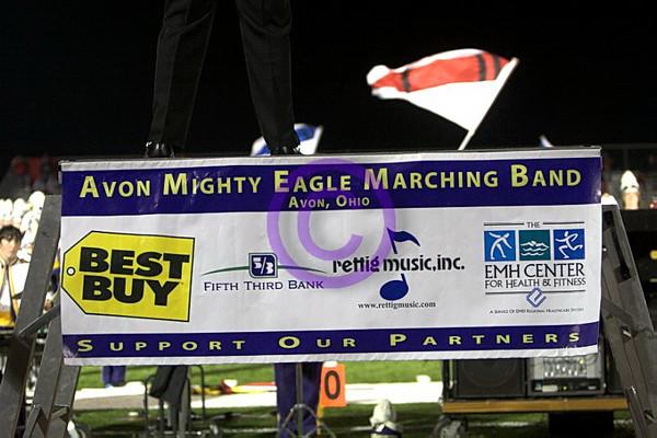AHS Mighty Eagles Band -- 2008-2009 School Year