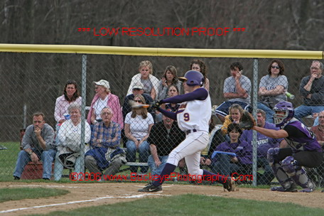 Keystone vs Avon - Boys Varsity Baseball (4/11/2006)