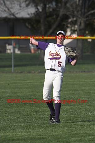 Brookside vs Avon - Boys Varsity Baseball (4/18/2006)
