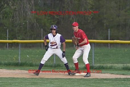 Firelands vs Avon - Boys Varsity Baseball (5/1/2006)