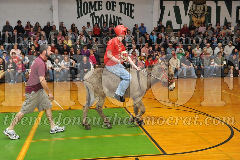 Avon FFA Donkey Basketball 03-07-12 047