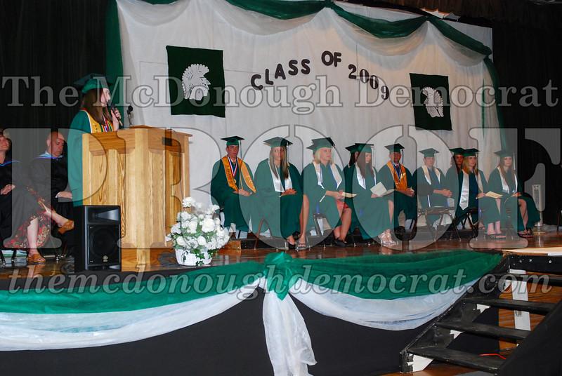 Avon HS Graduation Class of 2009 05-24-09 019