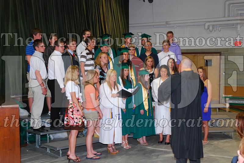 Avon HS Graduation Class of 2009 05-24-09 024