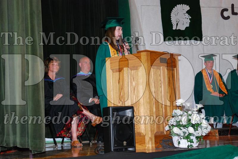 Avon HS Graduation Class of 2009 05-24-09 017