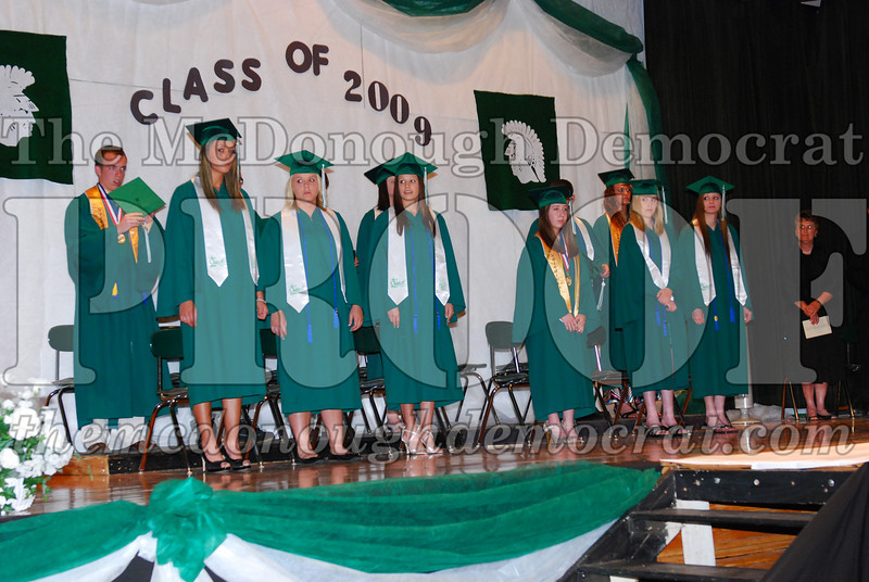 Avon HS Graduation Class of 2009 05-24-09 008