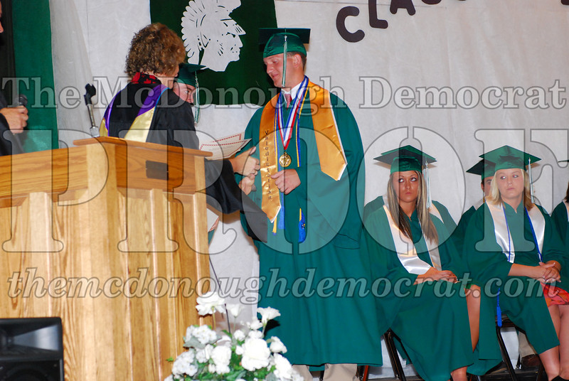Avon HS Graduation Class of 2009 05-24-09 045