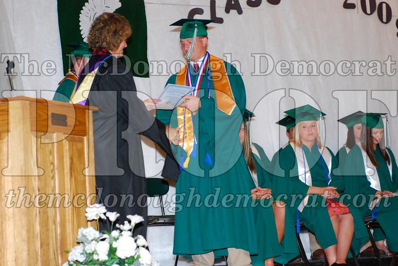 Avon HS Graduation Class of 2009 05-24-09 051