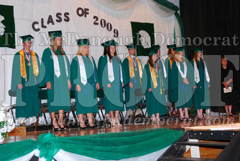 Avon HS Graduation Class of 2009 05-24-09 006