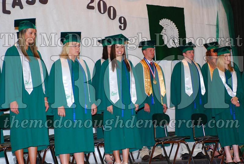Avon HS Graduation Class of 2009 05-24-09 005