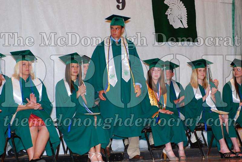 Avon HS Graduation Class of 2009 05-24-09 061