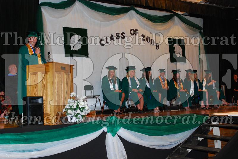 Avon HS Graduation Class of 2009 05-24-09 012