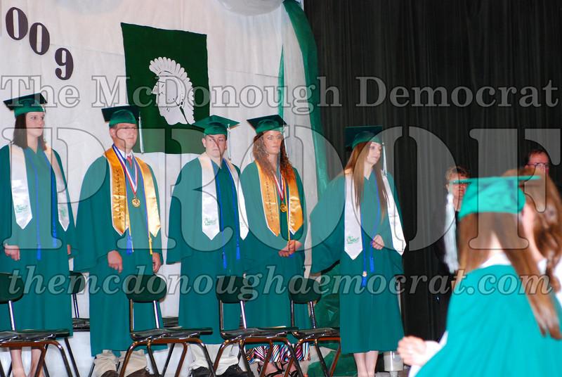 Avon HS Graduation Class of 2009 05-24-09 004