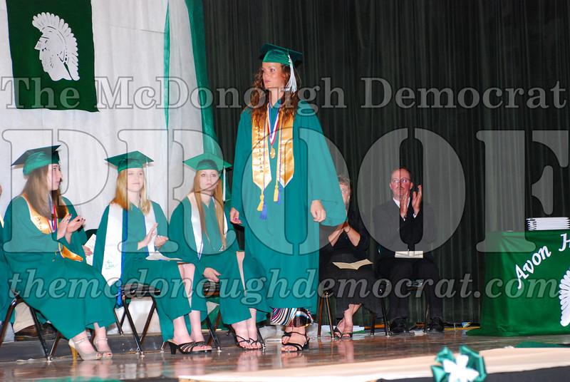 Avon HS Graduation Class of 2009 05-24-09 046
