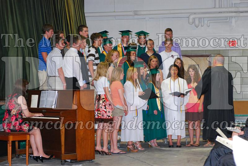 Avon HS Graduation Class of 2009 05-24-09 021