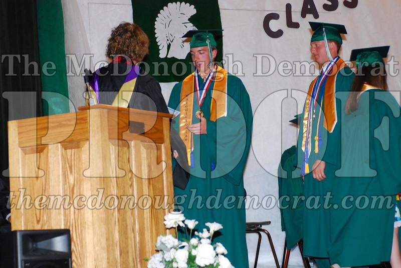Avon HS Graduation Class of 2009 05-24-09 050