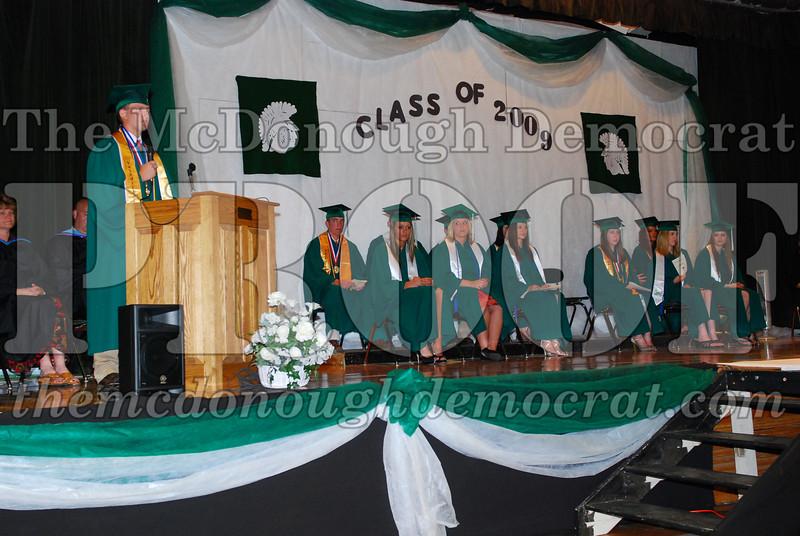 Avon HS Graduation Class of 2009 05-24-09 033