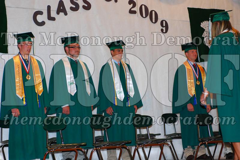 Avon HS Graduation Class of 2009 05-24-09 003