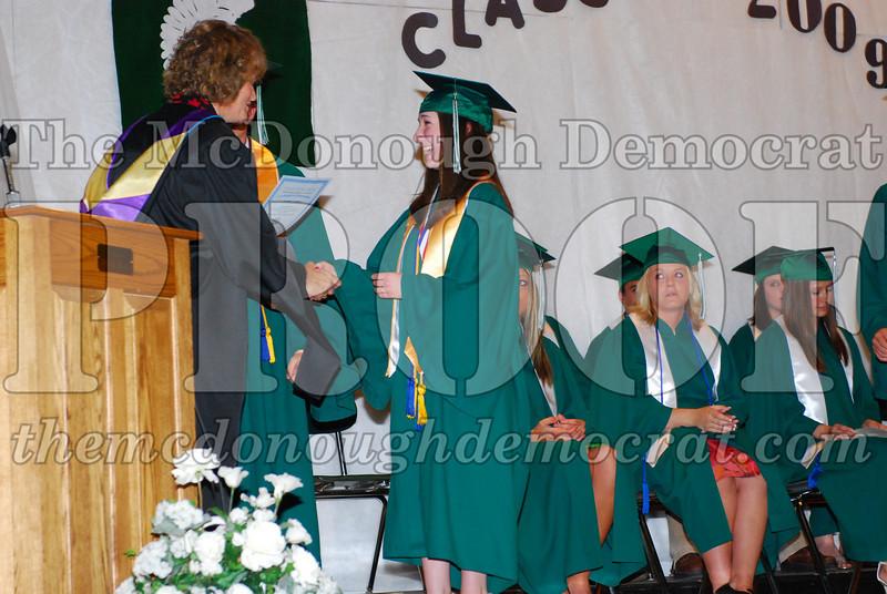 Avon HS Graduation Class of 2009 05-24-09 049