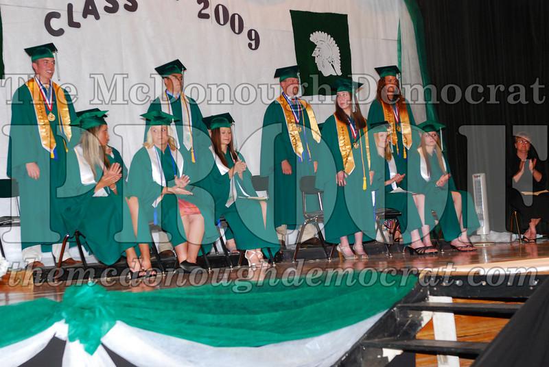 Avon HS Graduation Class of 2009 05-24-09 047