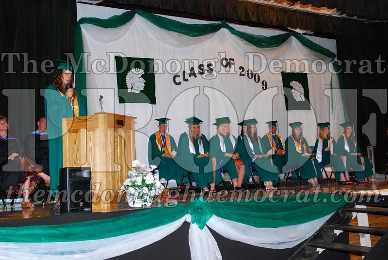Avon HS Graduation Class of 2009 05-24-09 041