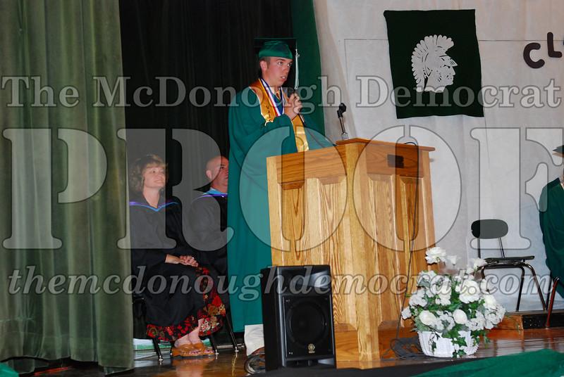 Avon HS Graduation Class of 2009 05-24-09 013