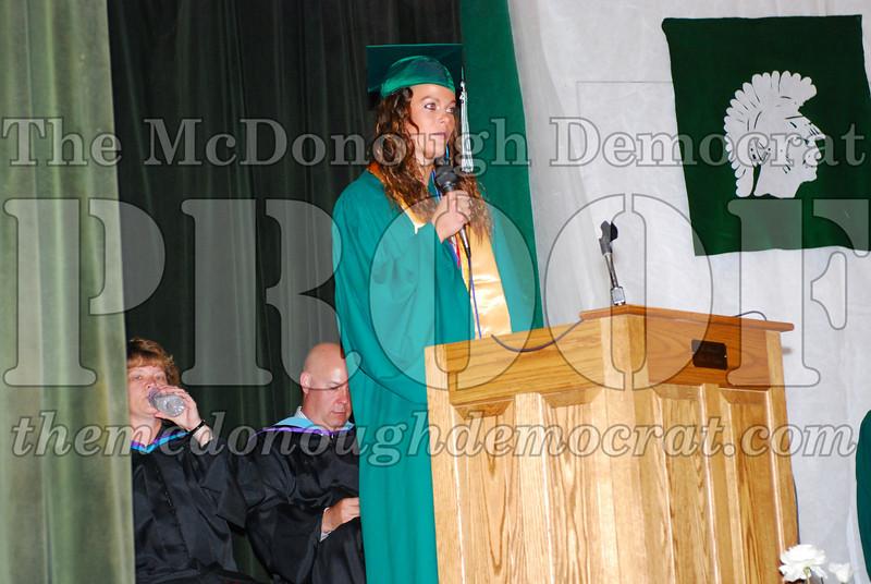 Avon HS Graduation Class of 2009 05-24-09 037