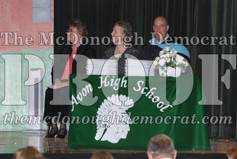 Avon HS Graduation Class of 2008 05-25-08 007