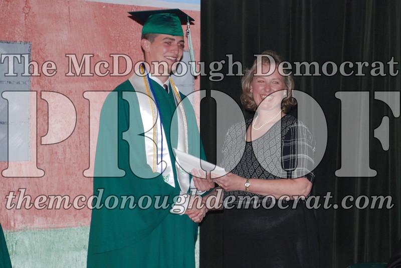 Avon HS Graduation Class of 2008 05-25-08 071