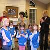 Daisies Troop 592 Investiture Ceremony