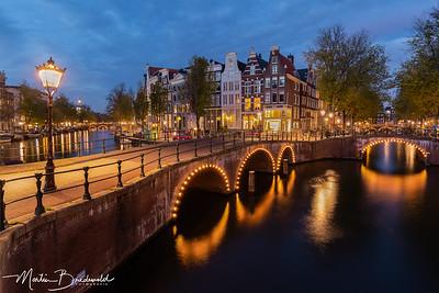 Leidsegracht/ Keizersgracht Amsterdam