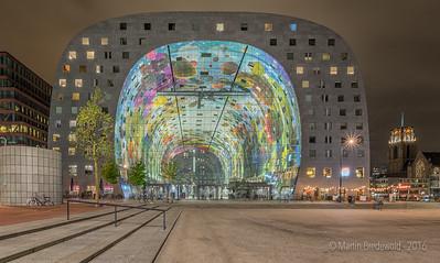 Markthal Rotterdam - Market Hall