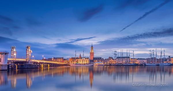 Blue Hour @ Kampen