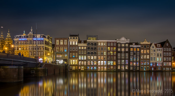 Damrak Amsterdam