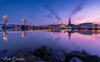 Skyline van Kampen